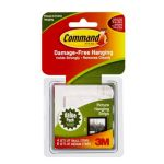 Command Picture Hanging Strips: Value Pack of Small (4 sets) & Medium (8 sets)